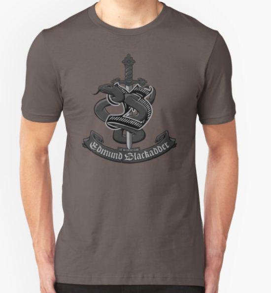 All Hail Edmund B T-Shirt by kgullholmen T-Shirt