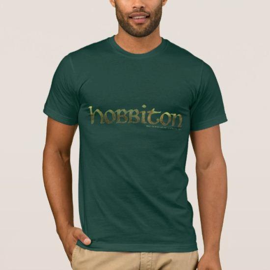 HOBBITON™ Textured T-Shirt