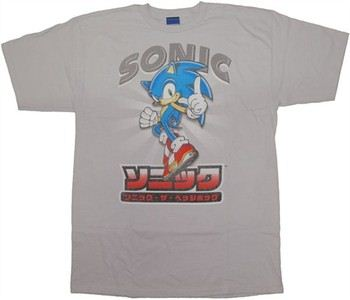 Sonic the Hedgehog Hover T-Shirt
