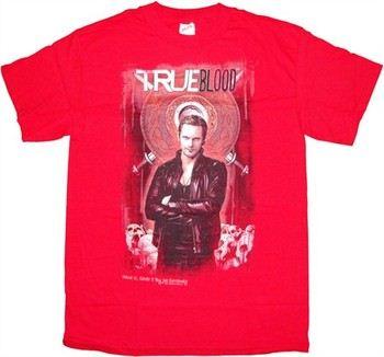 True Blood Eric Comic Issue 3 Cover B T-Shirt