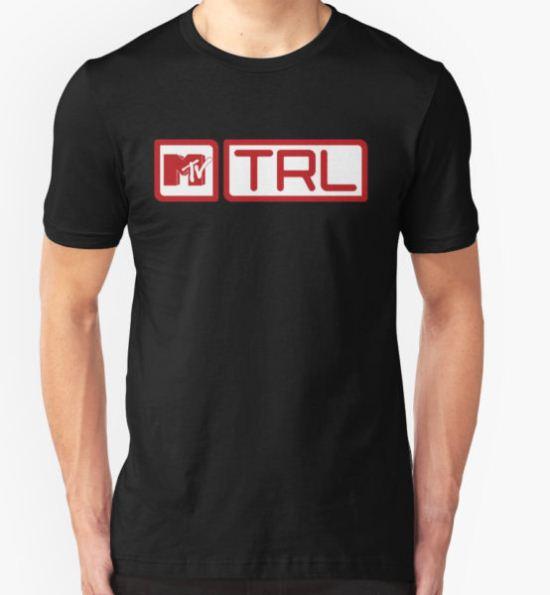 MTV TRL T-Shirt by bruceperdew T-Shirt