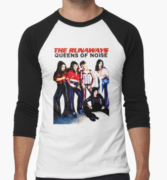 THE RUNAWAYS T-Shirt by shnooks T-Shirt