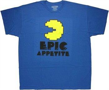 Pacman Epic Appetite T-Shirt