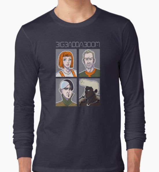 Fifth Element T-Shirt by enerjax T-Shirt
