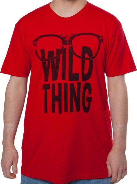 Major League Wild Thing T-Shirt