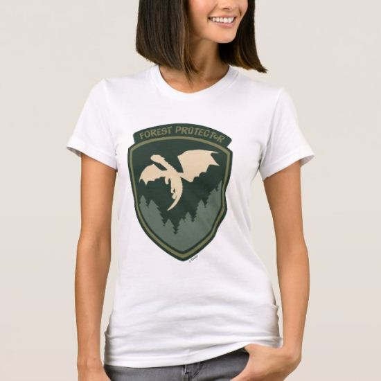 Pete's Dragon | Forest Protector Badge T-Shirt