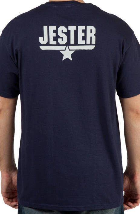 Jester Top Gun T-Shirt