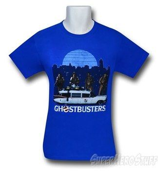 Ghostbusters Low Riders T-Shirt