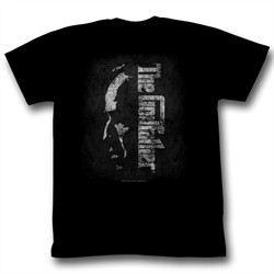 The Godfather Shirt Shadow Adult Black Tee T-Shirt