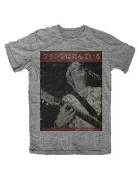 Nirvana Kurt Cobain Guitar Kurt Men's T-Shirt