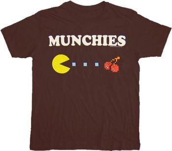Pac-Man Munchies T-shirt