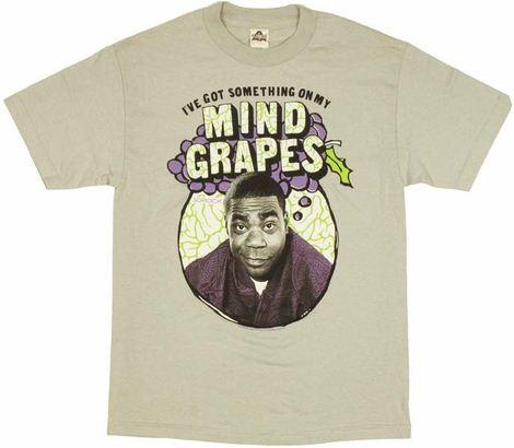 30 Rock Grapes T Shirt