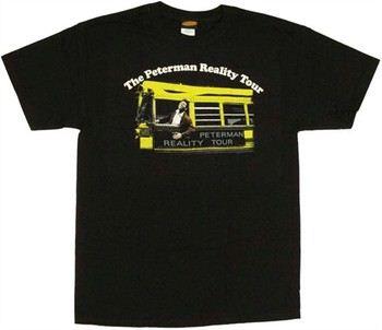 Seinfeld Kramer Peterman Reality Tour T-Shirt