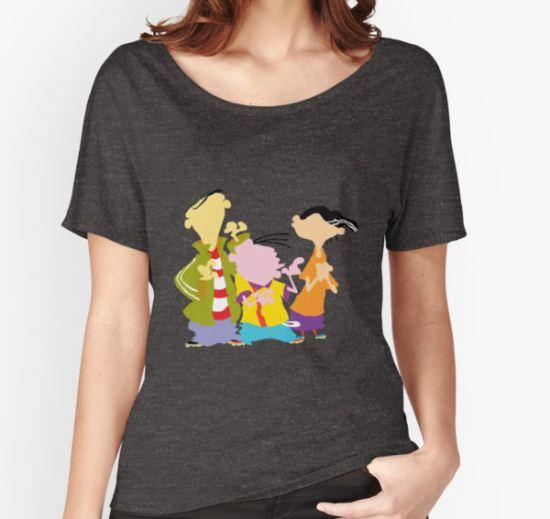 Ed, Edd, N Eddy Women's Relaxed Fit T-Shirt by Sailio717 T-Shirt