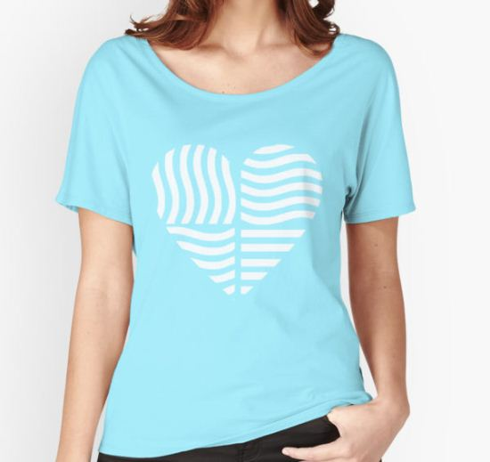 Love: The Fifth Element  Women's Relaxed Fit T-Shirt by Jonap T-Shirt