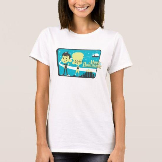 Meet The Robinsons Design Disney T-Shirt