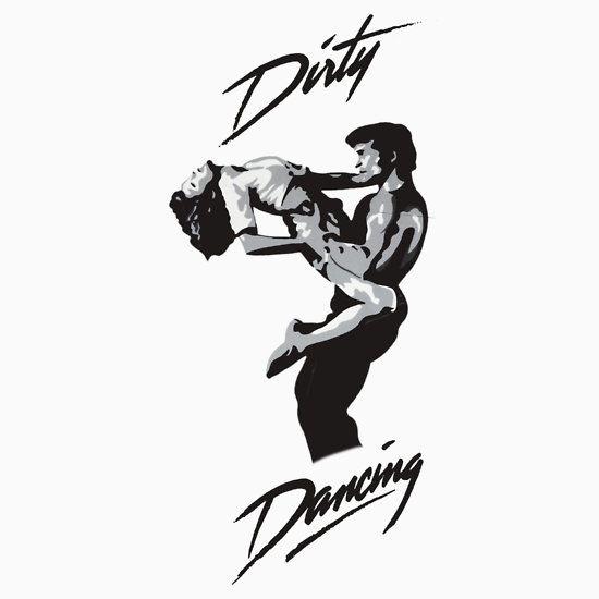 Dirty Dancers by iankingart T-Shirt