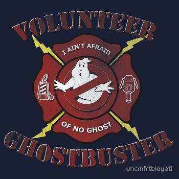 Volunteer Ghostbusters