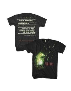 Nirvana Seahorse Men's Soft T-Shirt
