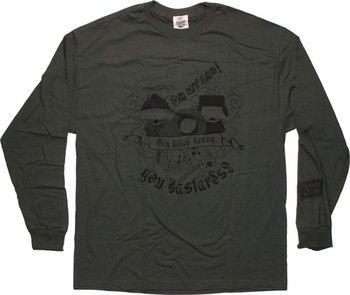 South Park Oh My God You Bastards Long Sleeve T-Shirt