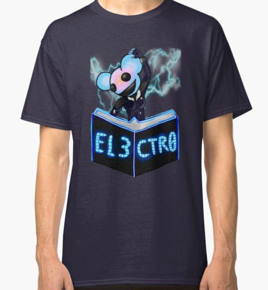 El3ctr0 Classic T-Shirt by Seanyg31 T-Shirt