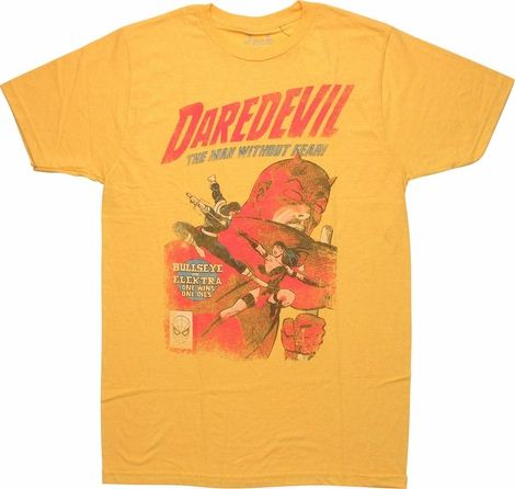 Daredevil Issue 181 Comic Cover T-Shirt Sheer