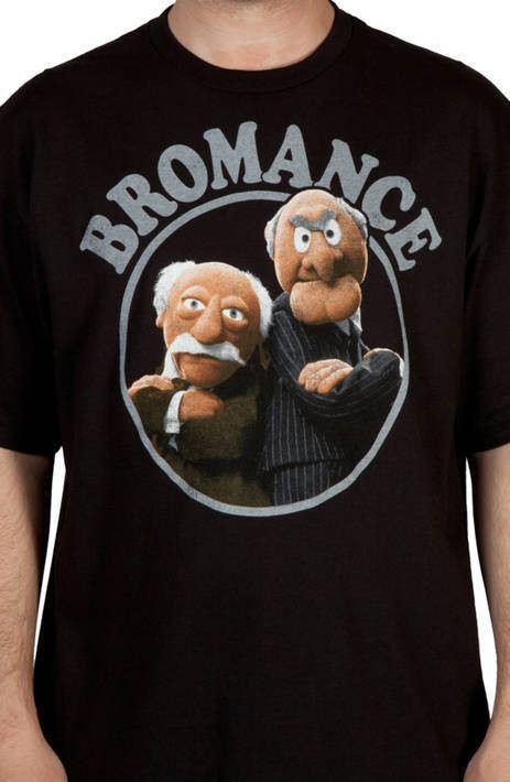 Bromance Statler and Waldorf Shirt