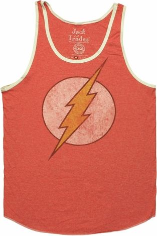 Flash Vintage Logo Tank Top
