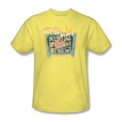 The Brady Bunch Shirt Story Adult Tee T-Shirt