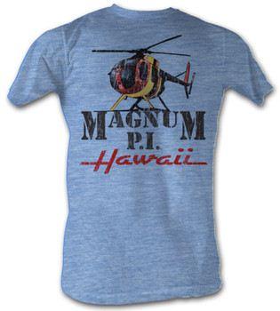 Magnum Pi - Flyin Solo