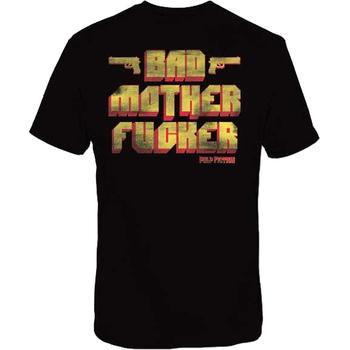 Bad Mother F*cker Pulp Fiction T-Shirt