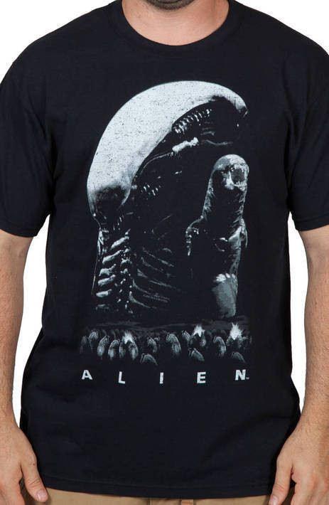 Evolution Alien Shirt