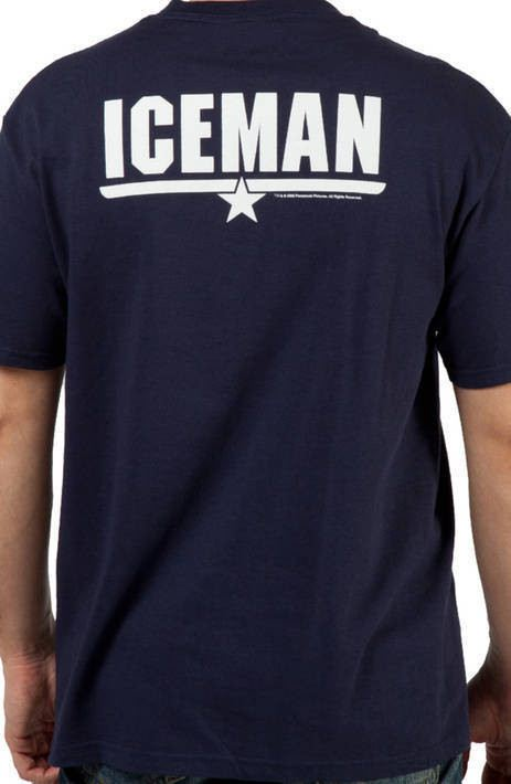Top Gun ICEMAN T-Shirt