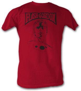 Flash Gordon - Red