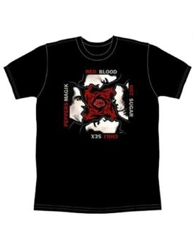 Red Hot Chili Peppers Blood Sugar Sex Magik Men's T-Shirt