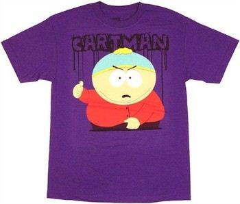 South Park Eric Cartman Thug T-Shirt