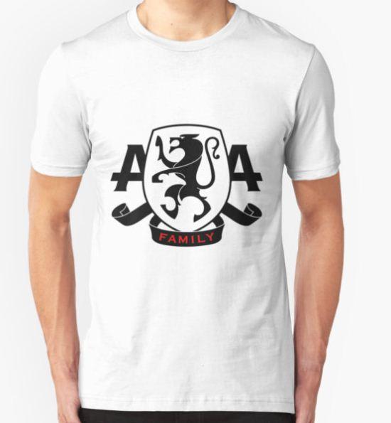 asking alexandria logo T-Shirt by capekk T-Shirt
