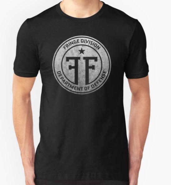 Fringe Division T-Shirt by chupalupa T-Shirt