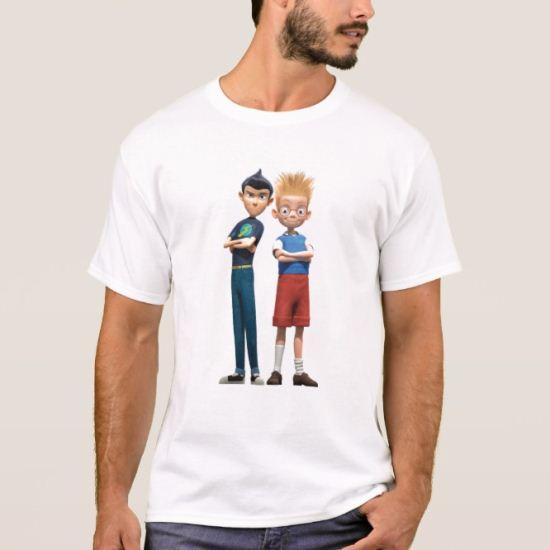 Wilbur and Lewis Disney T-Shirt