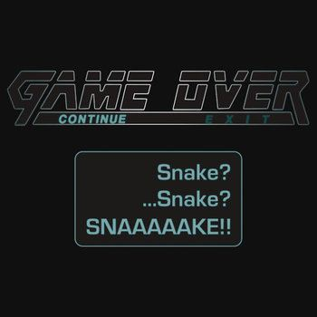Metal Gear Solid : GAME OVER