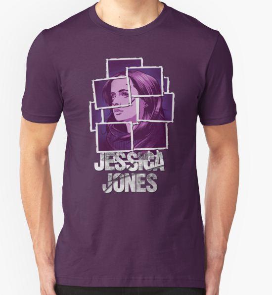 'Jessica Jones' T-Shirt by derelictdesigns T-Shirt