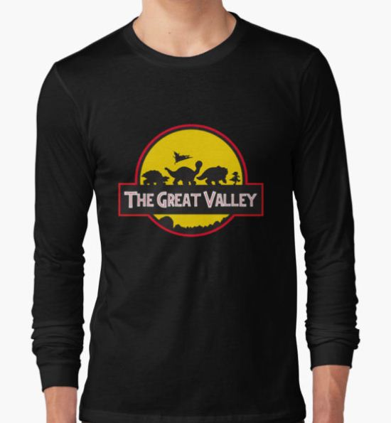The Great Valley T-Shirt by jayrokk T-Shirt