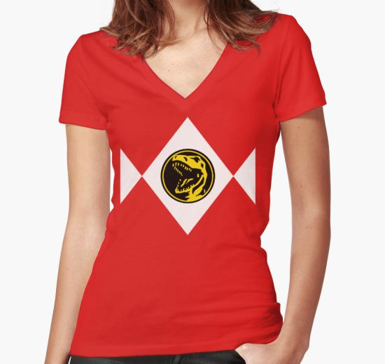 30 Awesome Power Rangers T Shirts