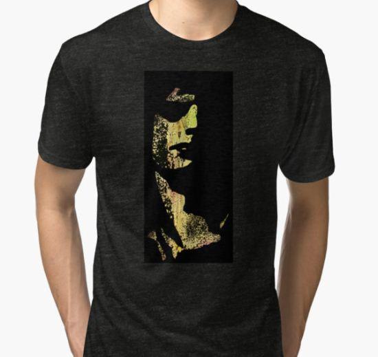 SYD BARRETT 2 Tri-blend T-Shirt by GerardG T-Shirt