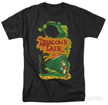 Dragon's Lair - DL Side Art