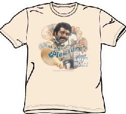 Love Boat Shirt Issac Sand T-Shirt