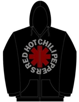 Red Hot Chili Peppers Asterisk Men's Zip Hoodie