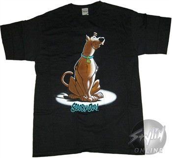 Scooby Doo Spotlight T-Shirt