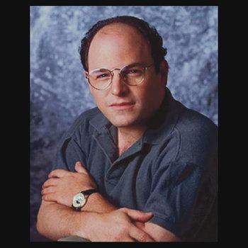 George Costanza Portrait Seinfeld