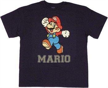 Nintendo Super Mario Jump T-Shirt